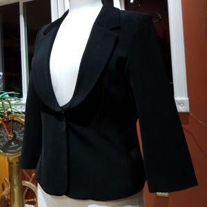 White House Black Market black jacket